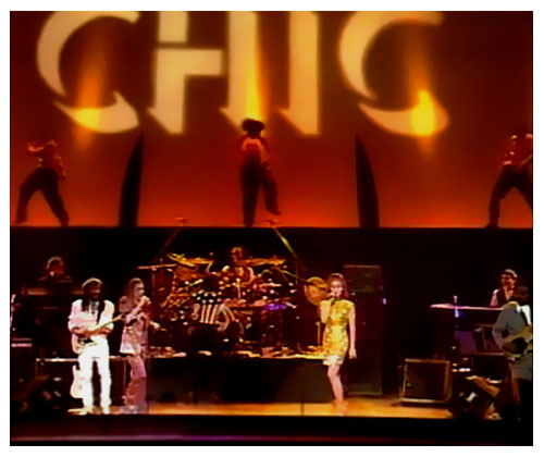 Image result for chic live at budokan CD